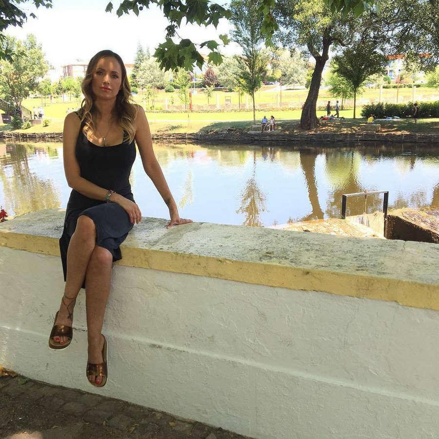 Marisa Cruz Feet