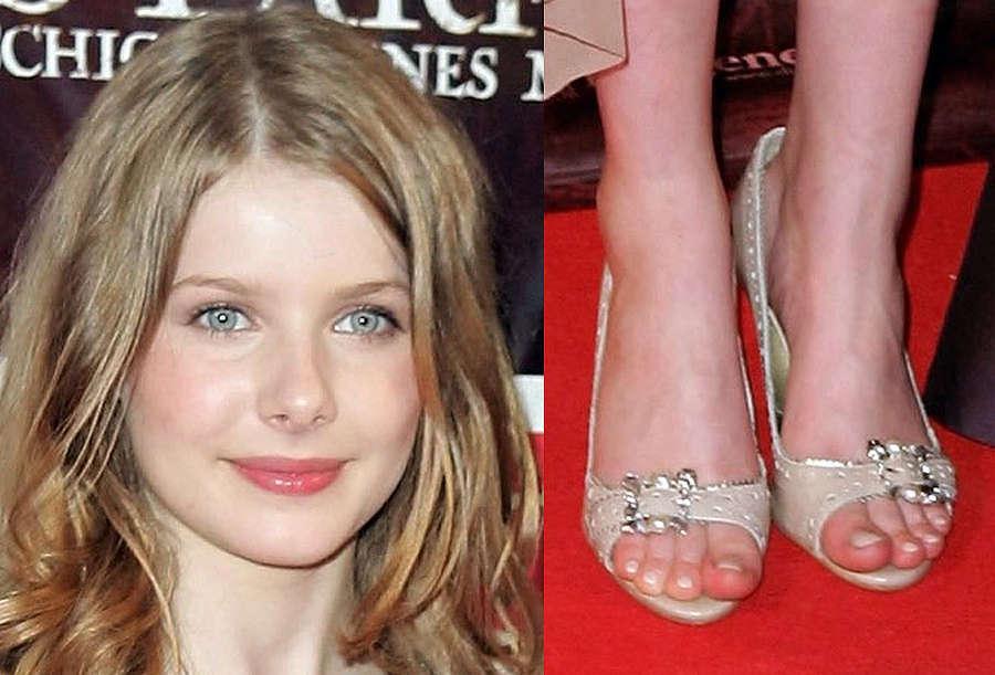 Rachel Hurd Wood Feet