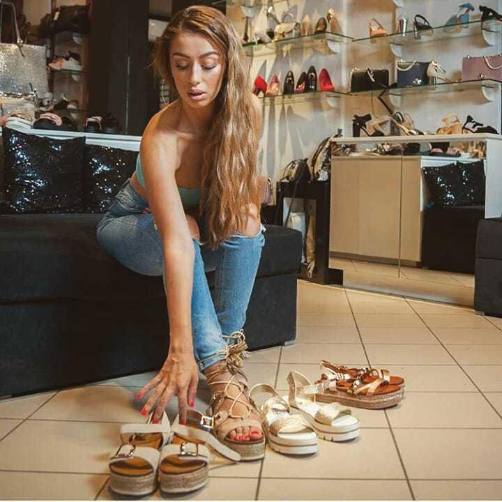 Tea Tairovic Feet