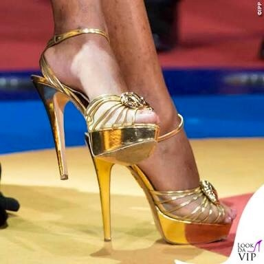 Patricia Contreras Feet