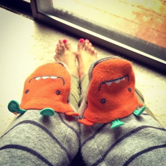Stephanie March Feet