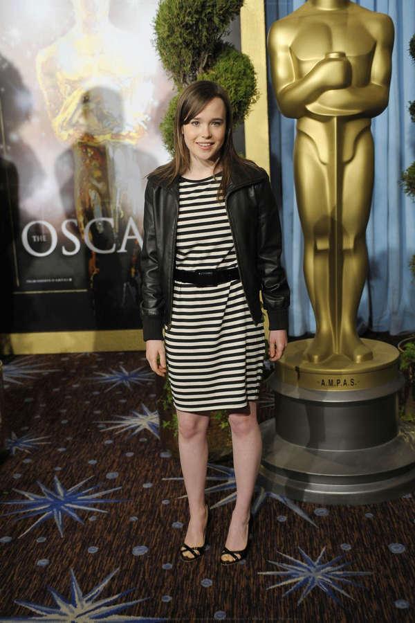 Ellen Page Feet