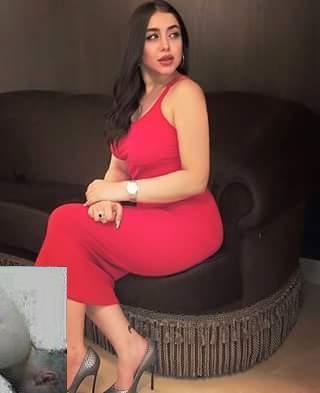 Haya Maraachli Feet