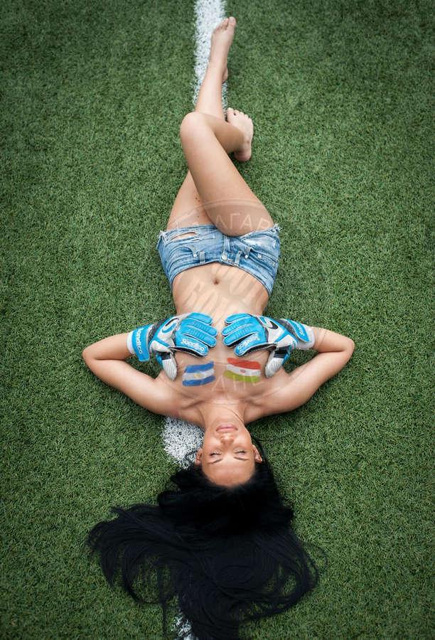 Anna Mariya Cherneva Feet