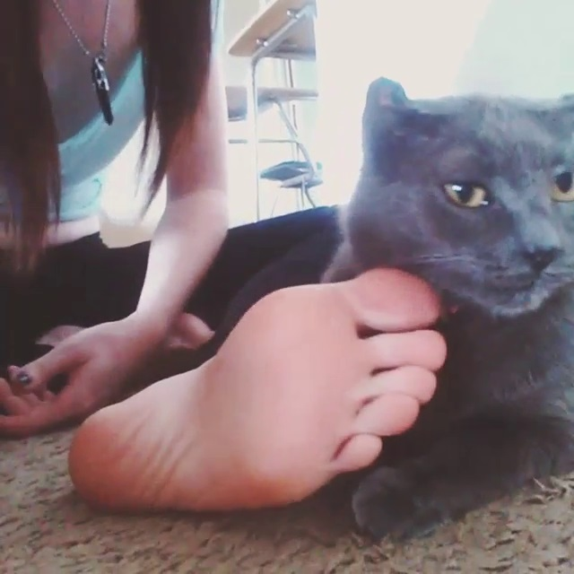 Dakota Charms Feet