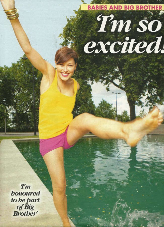 Emma Willis Feet