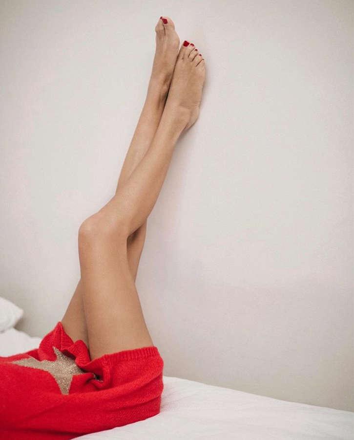Fanny Cadeo Feet