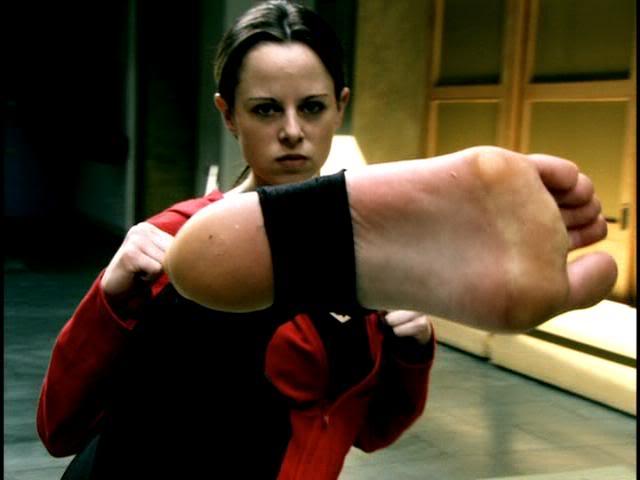 Chloe Bruce Feet