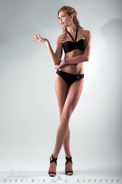 Elena Semikina Feet
