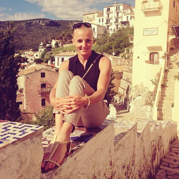 Anna Rogowska Feet
