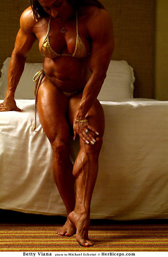 Betty Viana Feet