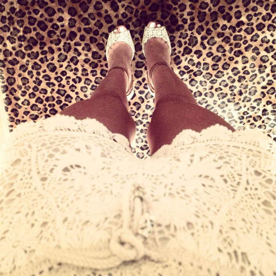Anna Karapetova Feet