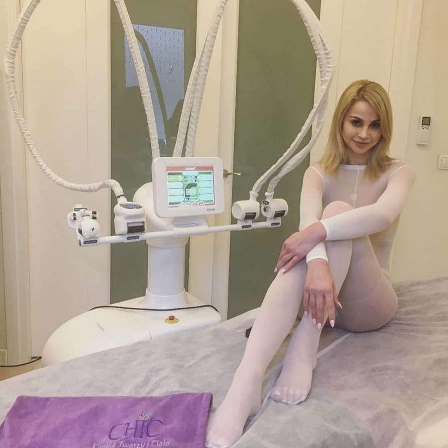 Hanna Zudziewicz Feet