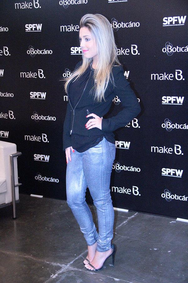 Mariana Sampaio Feet