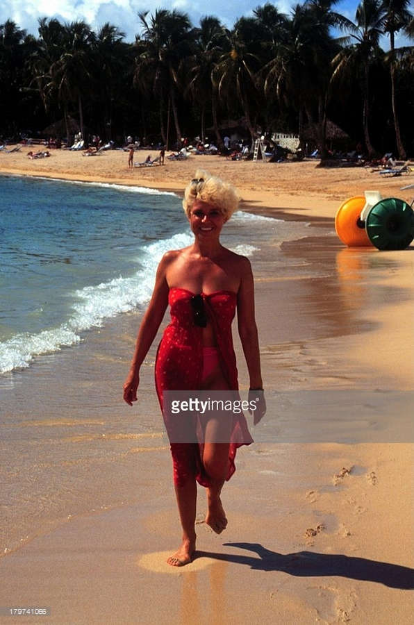 Ingrid Steeger Feet