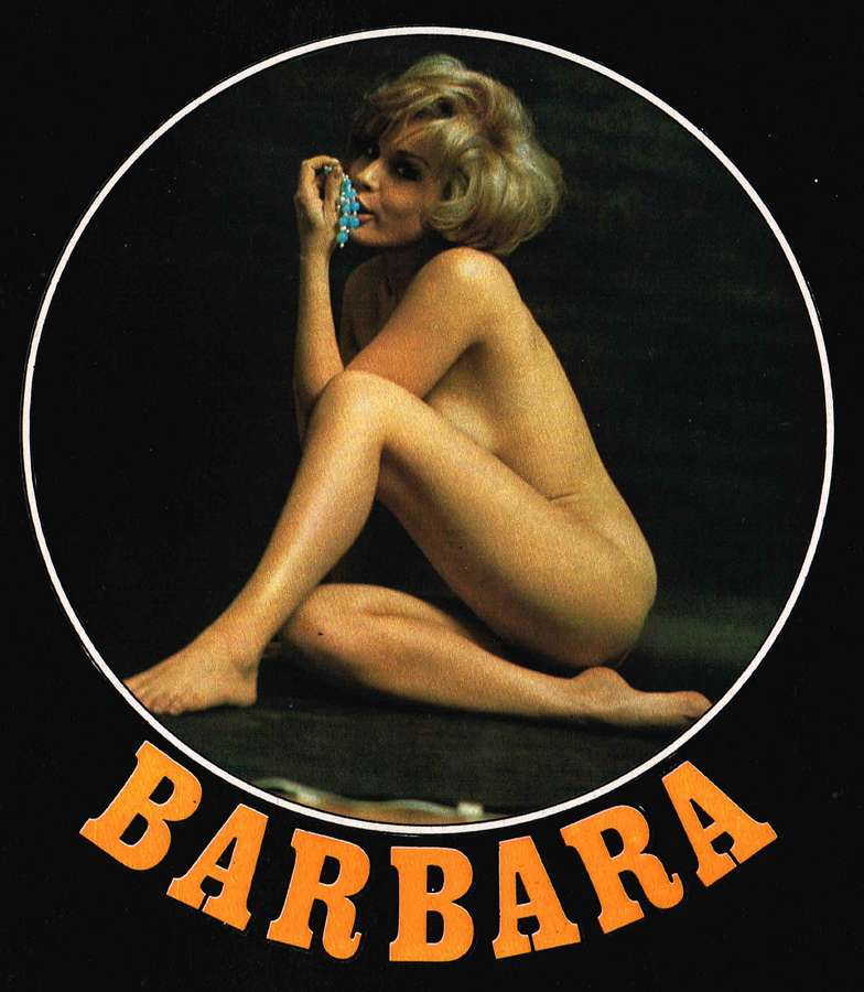 Barbara Zimmermann Feet