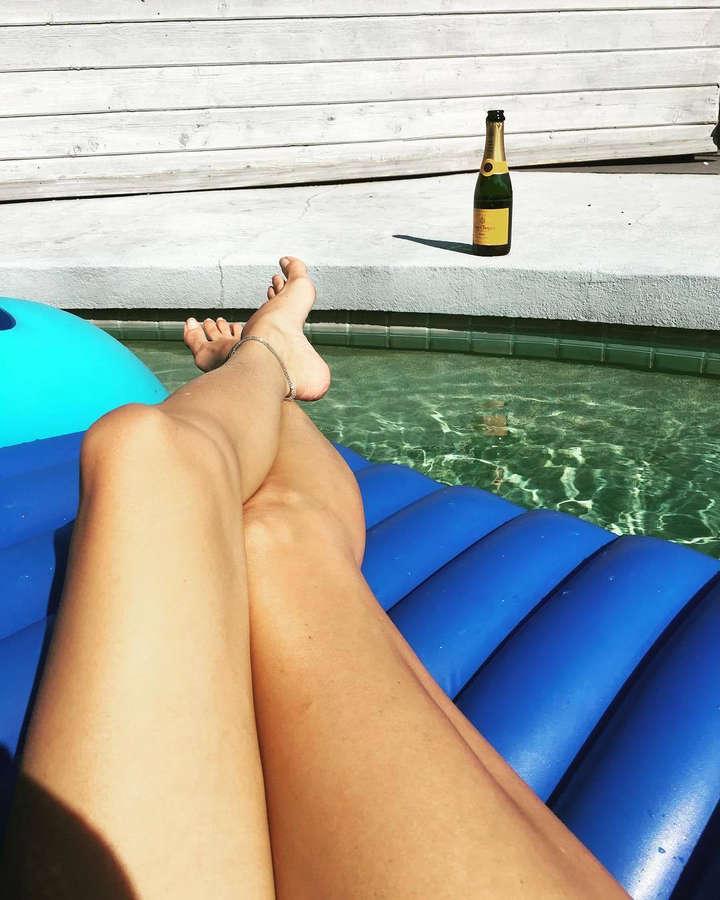 Evie Ryland Feet