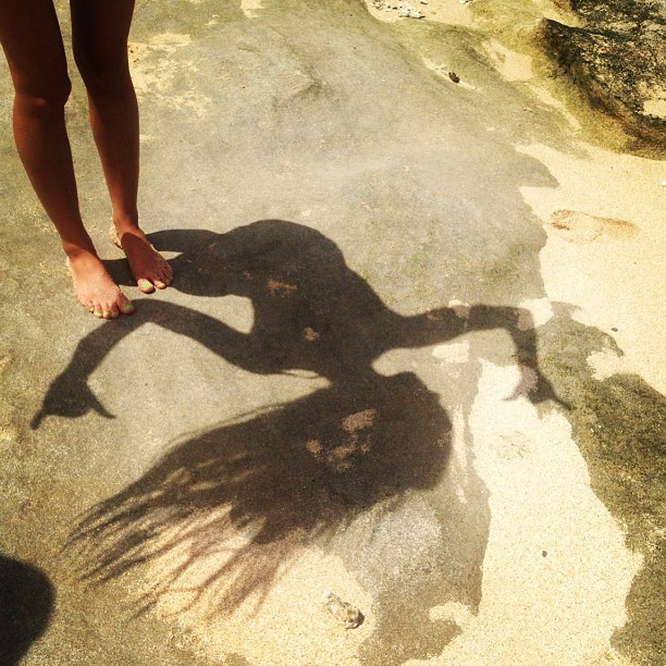 Monyca Byrne Wickey Feet