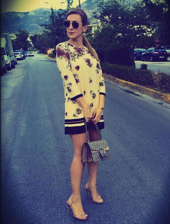 Alexandra Hatzigeorgiou Feet