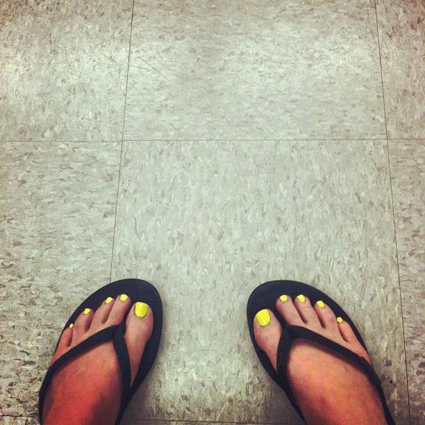 Joselyn Hughes Feet