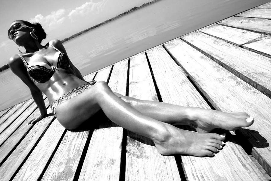 Mihaela Lacramioara Feet
