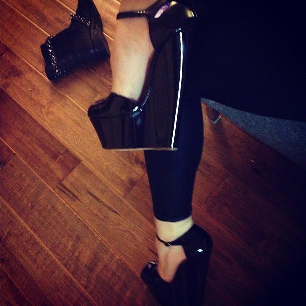 Kayla Jane Danger Feet
