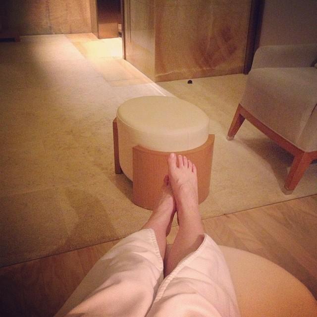 Theresa Fu Feet