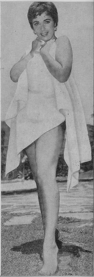 Elizabeth Taylor Feet