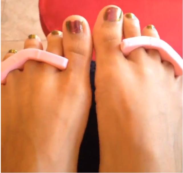 Bree Elise Feet
