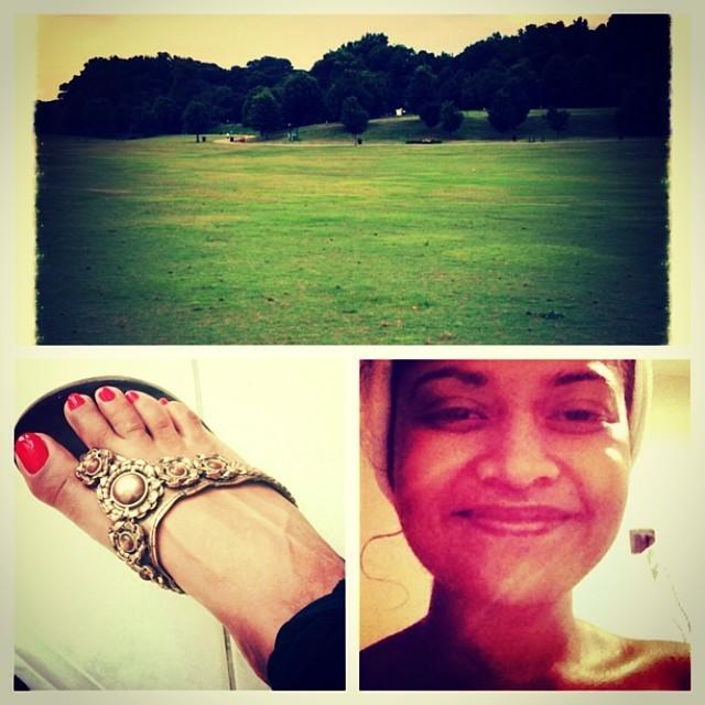 Nalini Sharma Feet