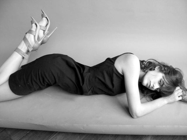 Alyson Le Borges Feet