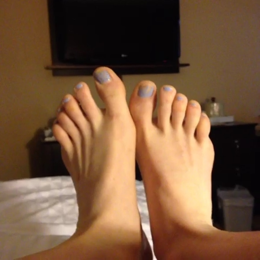 Kitty Pryde Feet