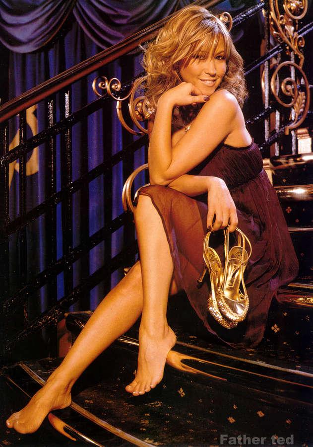 Rachel Stevens Feet
