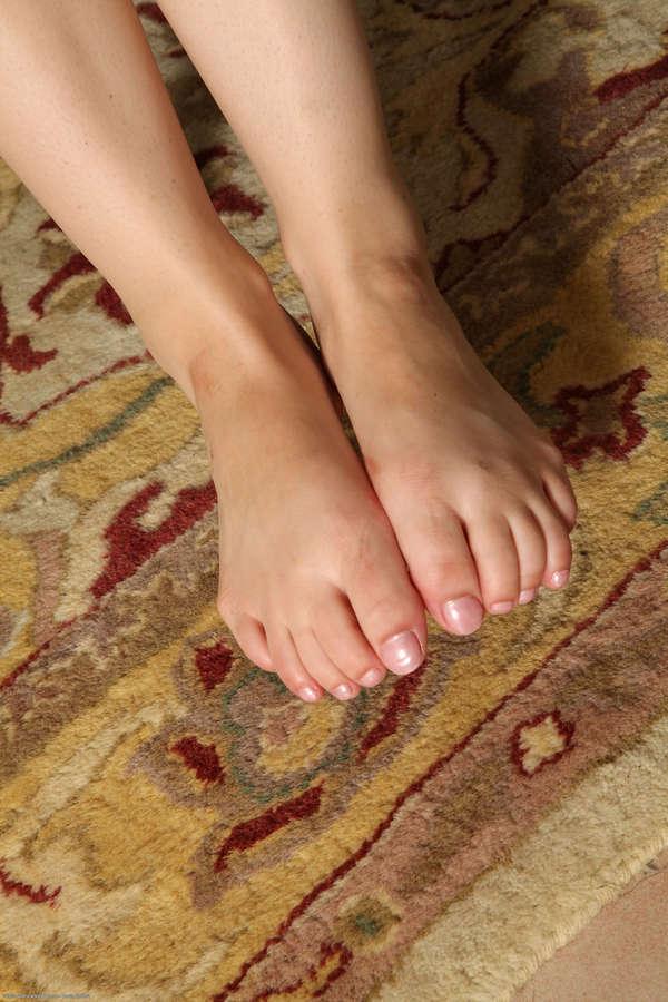 Tegan Mohr Feet