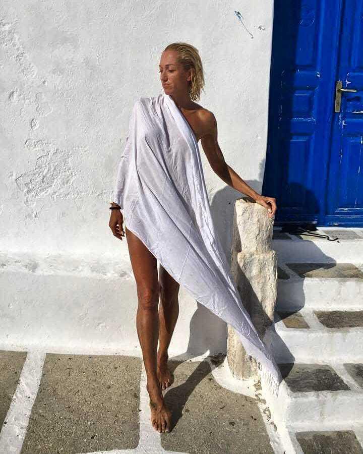 Katerina Chalikia Feet