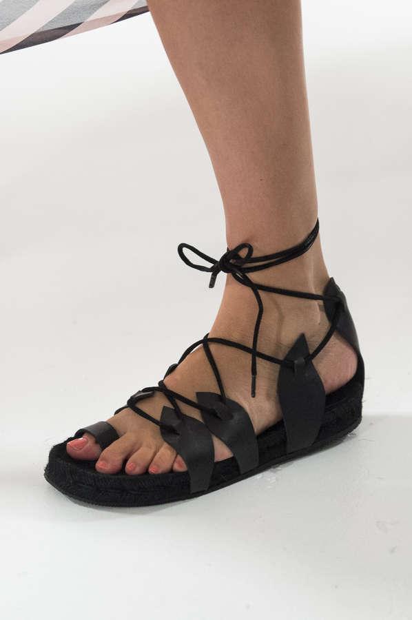 Arizona Muse Feet