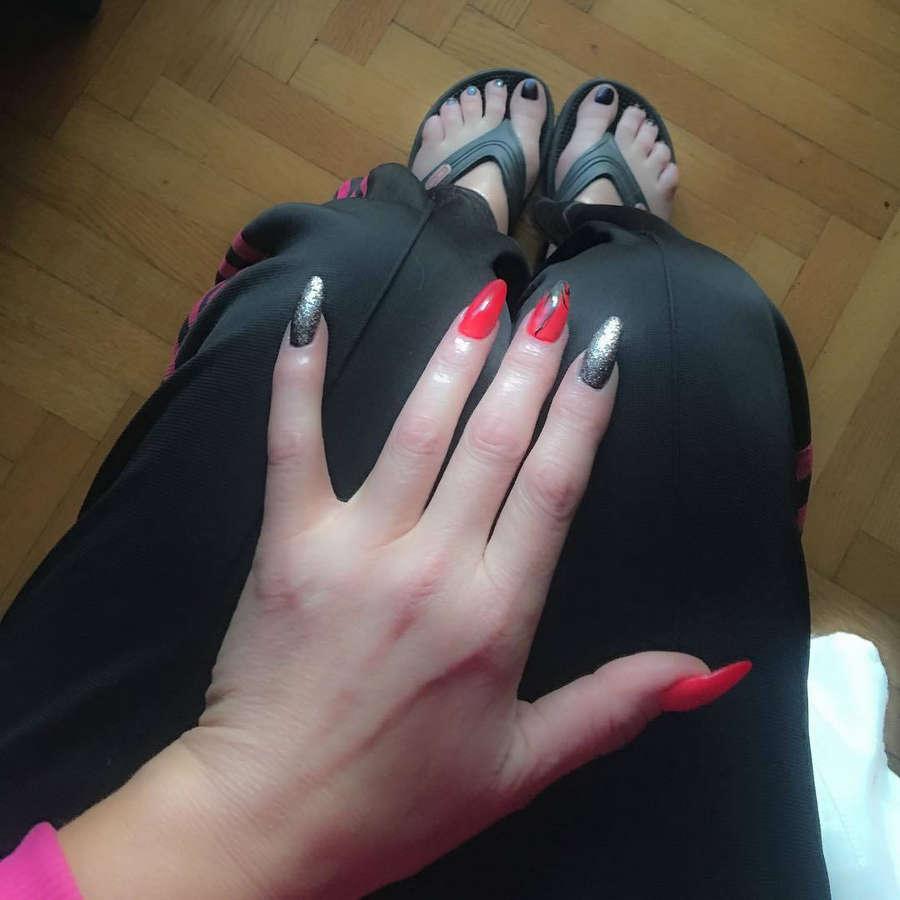 Daniela Cardone Feet