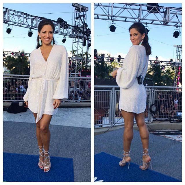 Pamela Silva Conde Feet