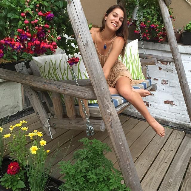 Samantha Gradoville Feet
