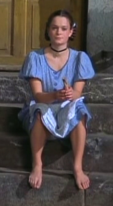 Natalie Spinell Feet