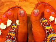 Sheneka Adams Feet