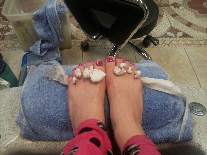 Alexis Venton Feet