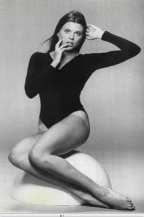 Ann Reinking Feet