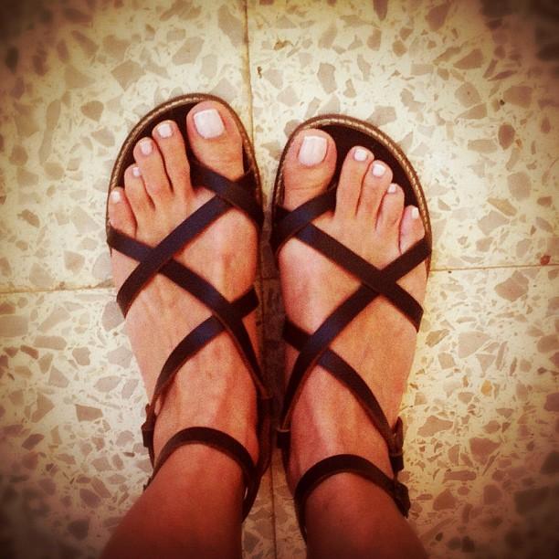 Ece Uslu Feet