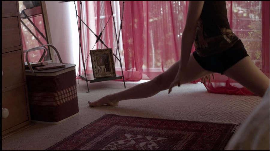 India Menuez Feet