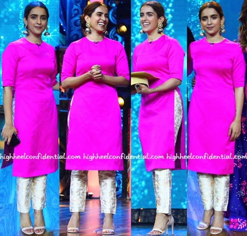 Sanya Malhotra Feet