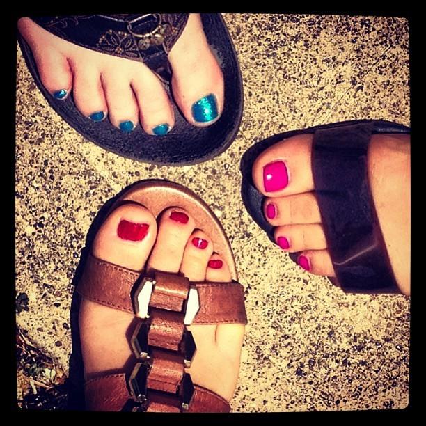 Aubree Storm Feet