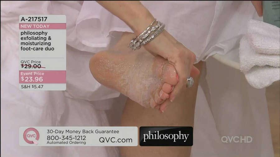 Nancy Hornback Feet
