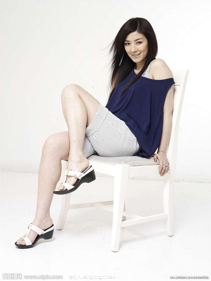 Yi Huang Feet