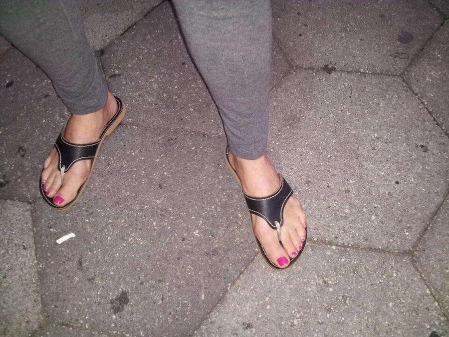 Dre Hazel Feet